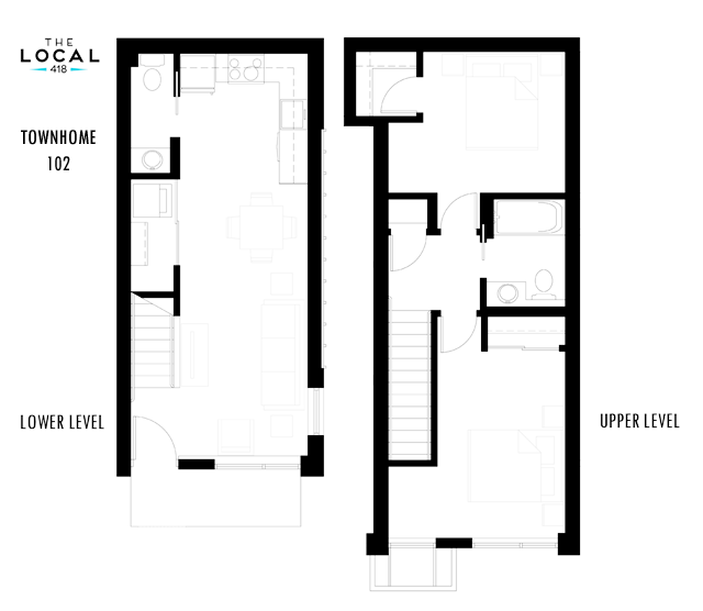 Townhome 102